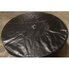 American Fire Products Round Polyester Fire Pit Cover - AFP-PIT-RDCOV-30