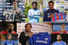 Các thương vụ đã hoàn tất ở Premier League trong tháng 1