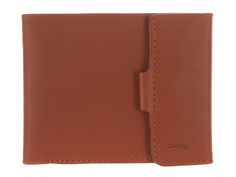 Bellroy 'Coin Fold' Tamarillo Leather Wallet   Pure Luxuries