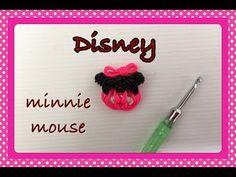 FUN FUN LOOM Minnie Mouse  ファンルーム ミニー ミニチャーム - YouTube