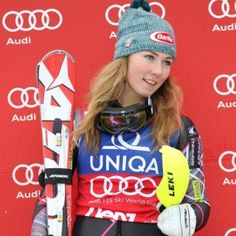 Mikaela Shiffrin - Reasons to Watch the 2014 Winter Olympics - Shape Magazine