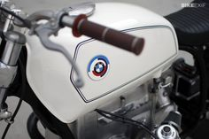 BMW Café Racer - Page 29 Bmw Cafe Racer, Norton Cafe Racer, Cafe Racer Build, Cafe Bike, Cafe Racers, Moto Bike, Motorcycle Bike, Bmw Motorcycles, Vintage Motorcycles