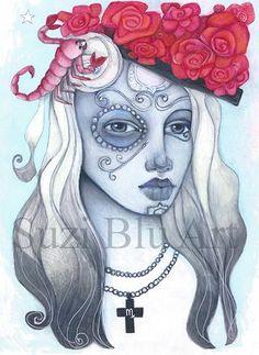 Scorpio Girl By Suzi Blu  #scorpio #suziblu
