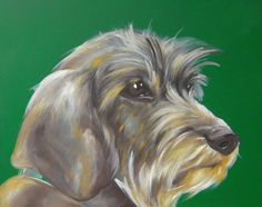Rocco, acrylic on canvas, cm 50X60. © All rights reserved.