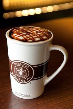 Starbucks Coffee – great way to start the day! I have a mug like this one that… Starbucks Coffee – great way to start the day! I have a mug like this one that has the original Starbucks logo. Starbucks Recipes, Starbucks Drinks, Starbucks Coffee, Coffee Recipes, Coffee Drinks, Starbucks Caramel, Creme, Ninja Coffee, Gingerbread Latte