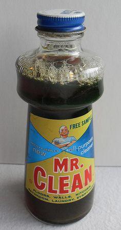 Mr. Clean free sample