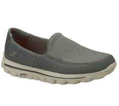 Now there's a better footwear choice for walking with the Skechers GOwalk 2. Designed with innovative Skechers Performance technologies and materials, it's built from top to bottom specifically for walking.