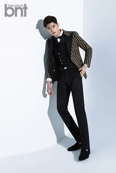 Byeon Woo Seok, Korean model
