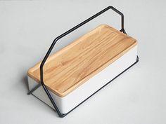 Present&Correct - Tool Box Desk Caddy.