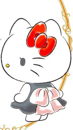 Sweet Hello Kitty (*⁰▿⁰*)                                                                                                                                                                                 More