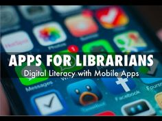 App to help librarians teach digital literacy.