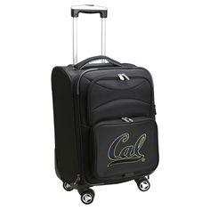NCAA Cal Golden Bears Carry-On Spinner