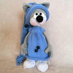 мишки,зайки,котики...добрые игрушки для вас!!!: Мариника