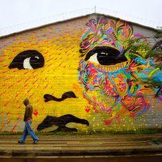 Stinkfish  #art #streetart #columbia beautiful!!