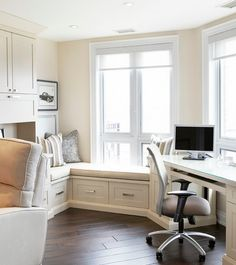 Great Home Office Design Ideas.