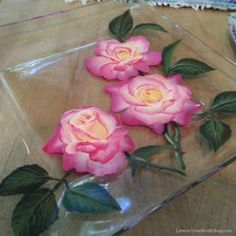 Lemon Tree Workshop - Hand Painted Glassware and Gifts