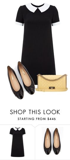 """""""shopping's style"""" by endonggg on Polyvore featuring Yves Saint Laurent and Chanel"""