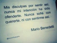 El amor a través de Benedetti