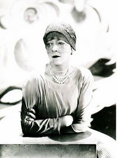 """Tweedland"" The Gentlemen's club: Elsie de Wolfe ... The Lady-Socialite who invented Modern Interior Decoration ..."