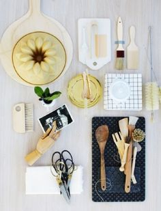 Kitchen product styling by Tina Hellberg // Protected Species - www.protected-species.com