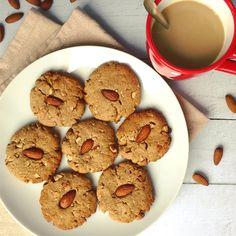 Mandulás - narancsos keksz (gluténmentes) - gasztrocsoda Cukor, Diet, Cookies, Food, Crack Crackers, Biscuits, Essen, Meals, Cookie Recipes