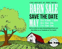 Spring 2014 Barn Sale!!!