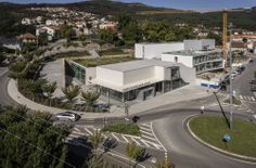 Louise Braverman | Centro de Artes Nadir Afonso | Boticas, Portugal | FG+SG Aerial Photography | ultimasreportagen... © Fernando Guerra, FG+SG Architectural Photograp