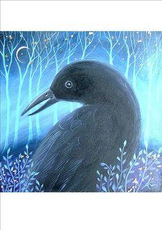 Mystic Crow......Amanda Clark