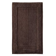 Thomas O Brien Bath Rug Chocolate Satin Target Mobile