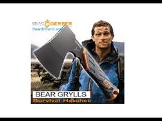 With a slim profile and full tang construction, the Gerber Bear Grylls Survival Hatchet s just the right size for survival situations. .. simply get it from this link https://www.hearthworld.com/…/…/bear-grylls-survival-hatchet