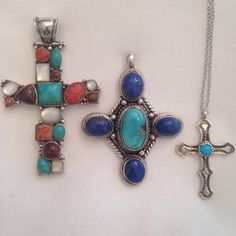 Vintage southwest crosses for inspiration and style!