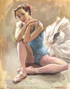 """""""Jennifer"""" by Valery Kosorukov"""