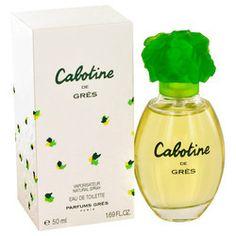 CABOTINE by Parfums Gres Eau De Toilette Spray 1.7 oz (Women)