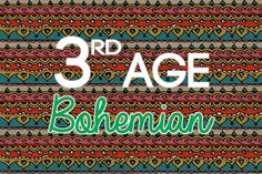 Need custom logos? Check out www.bossydesigns.com. Also, please check out @3rdagebohemian.