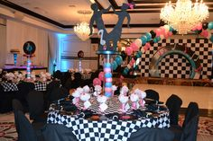 50's Themed Event Decor Party Perfect Boca Raton, FL 1(561)994-8833