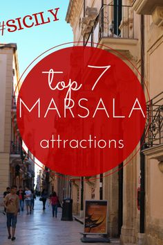 Marsala on the west coast of Sicily, Italy is one of its most beautiful towns. Most tourists come here to try excelent Marsala wine. But the town has much more to offer. Read more on the blog [post in Polish. Use translator :) ]