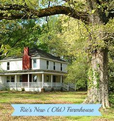 new old farmhouse