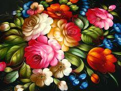 color. flowers. love.
