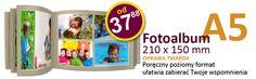Chcesz uchwycić najwspanialsze chwile z Twojego życia? Stwórz wyjątkowy fotoalbum i wracaj do najlepszych momentów z życia w dowolnej chwili. Dzięki naszemu edytorowi online w łatwy sposób stworzysz szablon, wybierzesz ulubione kolory, dodasz dowolne fotografie :) Sprawdź jakie to łatwe! #fotoalbum #dobrydruk