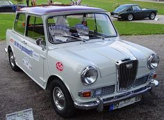 1966 Wolseley Hornet MK II Mini Limousine