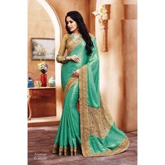 Awesome Bloom Designer Saree ( D.No.10039)