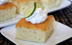 Margarita Cake.... and 6 more Margarita-Themed Recipes for Cinco de Mayo