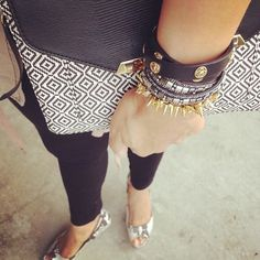 ...concert after work with ZoBug has me keeping it simple during the day. Tia Cross Body bag is the perfect solution! Add a chunky arm party and I'm good to go! Find your favorites at www.stelladot.com/kbr