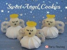 No-bake angel cookie tutorial @Lindt Chocolate