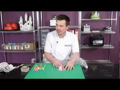 ▶ How to make a Sugar Bunny | Cake Decorating with Paul Bradford - YouTube