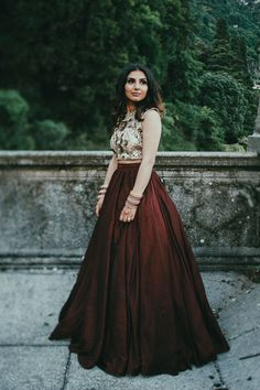 Two Piece Dark Red Beaded Prom Dress,luxury Formal Evening Gowns, Fashion Prom Party Dress For Girls on Luulla Girls Party Dress, Prom Party Dresses, Girls Dresses, Women's Dresses, Dress Party, Party Wear, Bridal Dresses, Dress Outfits, Red Satin Prom Dress