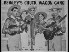 The Original Chuck Wagon Gang - Put My Little Shoes Away (1936).