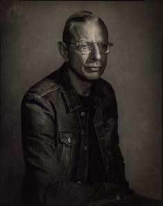 Jeff Goldblum by Dan Winters