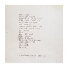 The Universe and Her, and I poem #97 written by Christopher Poindexter