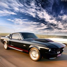 Sweet 'Eleanor' GT500